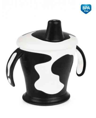 TAZA ANTIGOTEO HABERMAN LITTLE COW