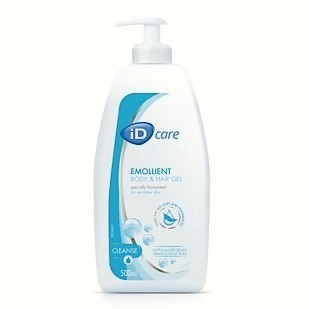 ID CARE CHAMPU Y GEL 2 EN 1 BEBES EMOLIENTE 500 ml