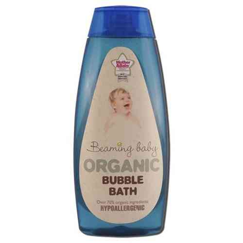 GEL DE BAÑO ORGANICO BEAMING BABY