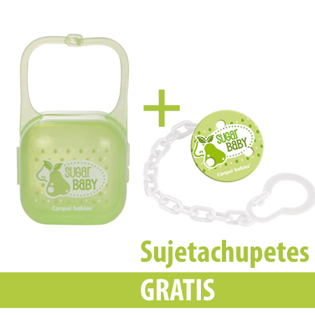 PACK PORTACHUPETES+ SUJETACHUPETES - SUGAR BABY