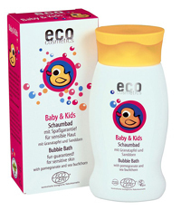 GEL DE BAÑO ECOLOGICO BABY & KIDS 200 ml