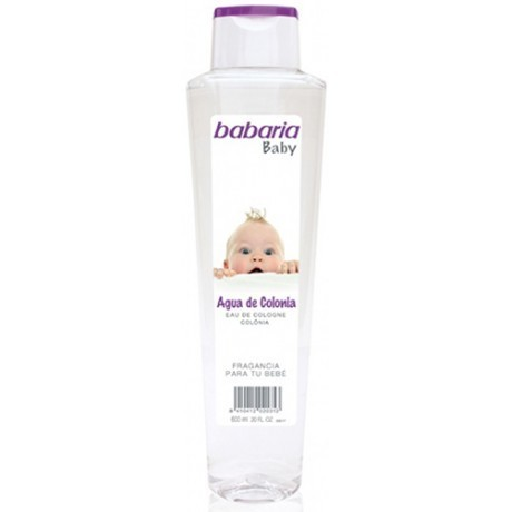 COLONIA BABARIA BABY 600 ml