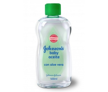 ACEITE JOHNSON'S ALOE