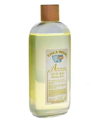 GEL DE BAÑO NATURAL DERMO VINCA MINOR 500 ml