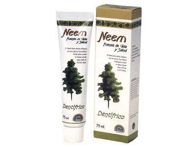 DENTIFRICO NATURAL NEEM