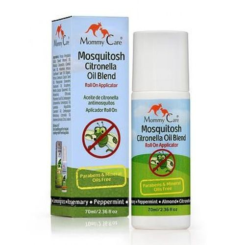 ROLL ON ANTIMOSQUITOS ECOLOGICO MOMMY CARE 70 ml