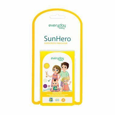 INDICADOR PROTECCION SOLAR SUN HERO EVERYDAY BABY 24 uds