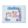 PAÑALES CHELINO T3 4/10 kg (36 uds)