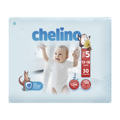 CHELINO FASHION & LOVE T5 13/18 kg (30 uds)