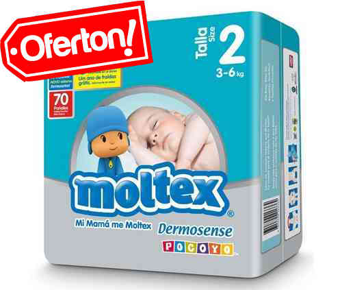 93fc5e299182 Pañales Moltex, comprar pañales online - Bebés&Mamis