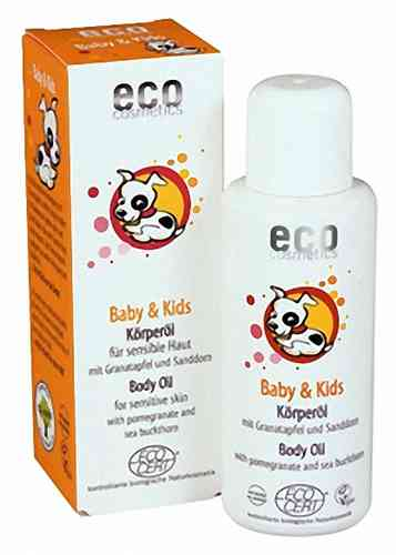 ACEITE CORPORAL ECOLOGICA BABY&KIDS ECO COSMETICS