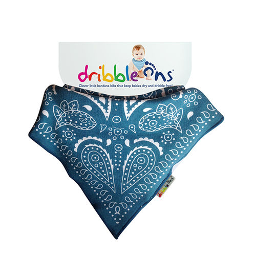 BABERO QUITABABAS DRIBBLE ONS AZUL JEANS