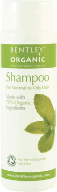 CHAMPU ECOLOGICO CABELLO NORMAL A GRASO BENTLEY ORGANIC