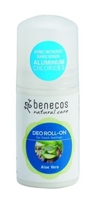 DESODORANTE ROLL ON ECOLOGICO BENECOS ALOE VERA 50 ml