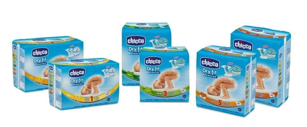 Chicco Dry Fit Pa/ñales Midi Maxi
