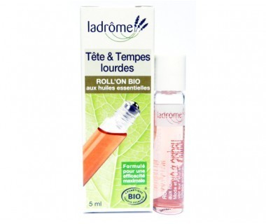 ROLL-ON PARA DOLOR DE CABEZA BIO LADROME