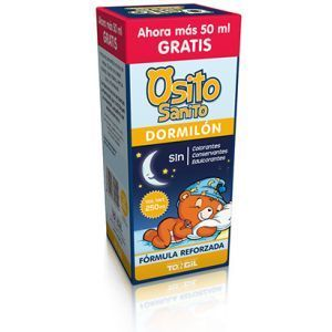 JARABE OSITO SANITO DORMILON  250 ml TONGIL