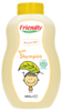 CHAMPU ECOLOGICO DE AVENA FRIENDLY ORGANIC 400 ml