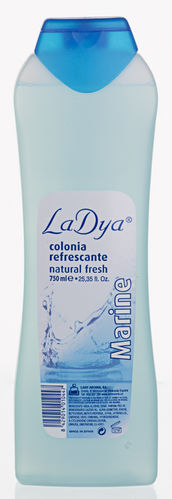 COLONIA REFRESCANTE MARINE LaDya 750 ml