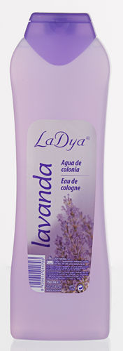 COLONIA REFRESCANTE LAVANDA LaDya 750 ml